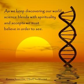 spiritual DNA pic